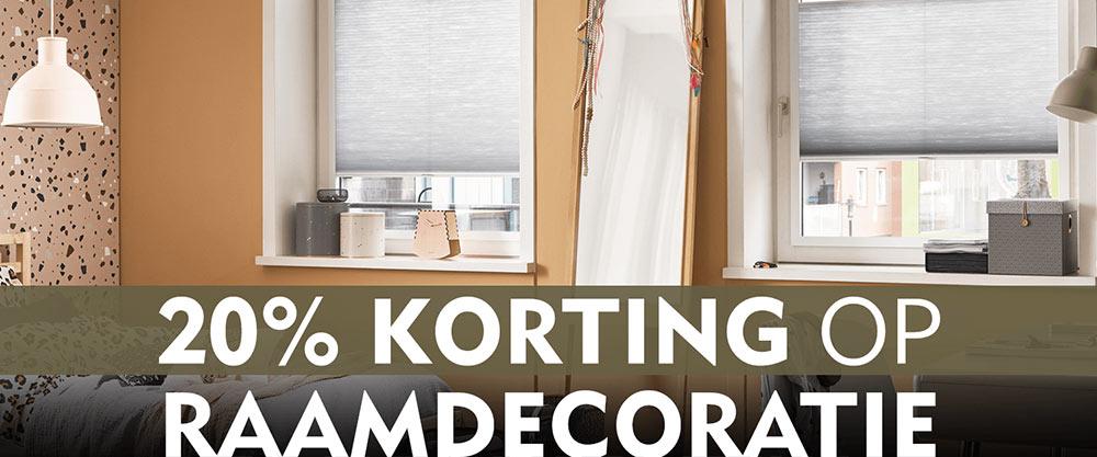 raamdecoratie-korting