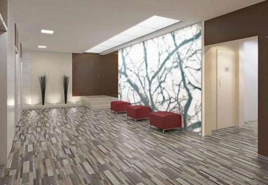 De juiste vloer voor uw kantoor of bedrijfsruimte