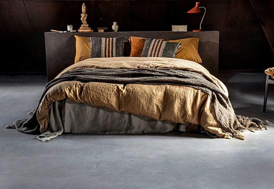 Wat is een marmoleum vloer?
